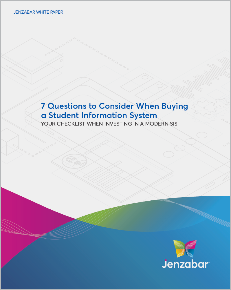7 Questions to Consider When Buying a Student Information System
